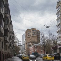 Летний дождь прошёл. :: Яков Реймер