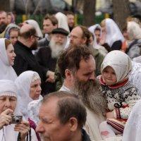 Неделя Святых Жен-Мироносиц .  Рогожская слобода. Москва. :: Лариса *