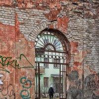 Проход.Сквозь года! :: Saloed Sidorov-Kassil