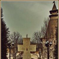Кресту Твоему поклоняемся, Христе, ... :: Дмитрий Анцыферов