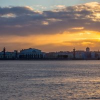 закат :: Дмитрий Лупандин