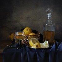 Лимонная настойка :: Татьяна Карачкова