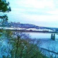 Мост через Белую :: Владимир Ростовский