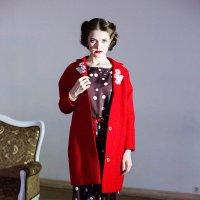 Retro beauty :: Evgeniya Aseeva