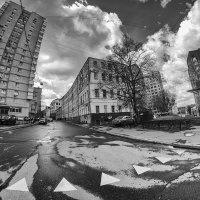 По переходам, по улицам душа моя ходит, от радости жмурится :: Ирина Данилова