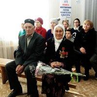 Две войны, два поколения. :: Ирина Киямова