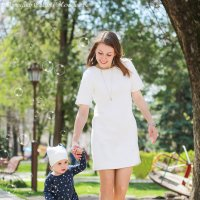 прогулка :: Оксана Чепурнаева
