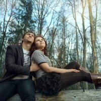 Love story Дима и Элла :: Мария Минакова
