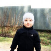 Малыш :: Юлия Плешакова