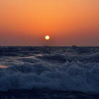 ГОАнский закат :: Anna Petry