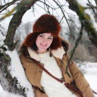 февраль :: Юля Ларина