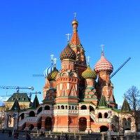 Москва строится :: Александр Яковлев