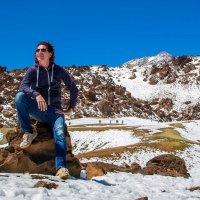 Снег на Тейде :: Илья Ткачев
