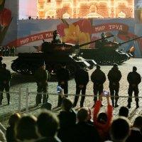 Знаменитые Т-34 - оружие победы :: Павел Myth Буканов