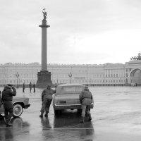 Тест - драйв а/м командующего парадом :: Сергей Кириллов
