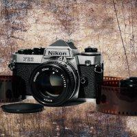 My Nikon FE2 :: Veaceslav Godorozea