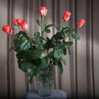 Просто цветы :: Виктор Голышев