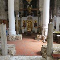 В храме Иоанна Предтечи 8 века. Керчь :: Вера Щукина