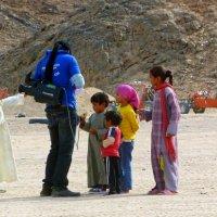 Дети бедуинов. :: Чария Зоя