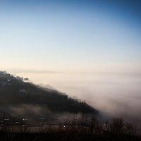 Рассвет у реки Белой :: Святослав Прутин