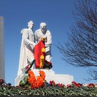 Мемориал защитникам Советского Заполярья. Долина Славы (Мурманская область) :: Oleg Akulinushkin
