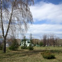 В парке городском весна . :: Мила Бовкун