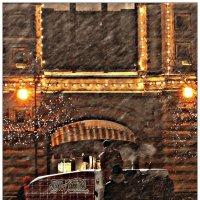 Снег, девушка и ресурфейсер :: Кай-8 (Ярослав) Забелин