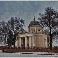 Церковь Николая Чудотворца в Серебряных Прудах :: Дмитрий Анцыферов