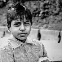 Непальский мальчик! :: Александр Вивчарик