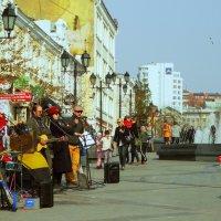 Уличные музыканты :: Лилия Гиндулина