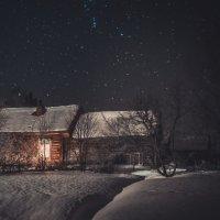 Звездная ночь :: Natascha Krupina