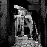 Утро в старом городе Тель-Авив - Яфо :: Владимир Сарычев
