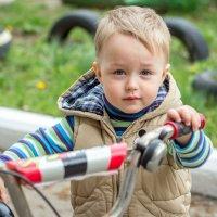 Первый велосипед. :: nataliya korchma