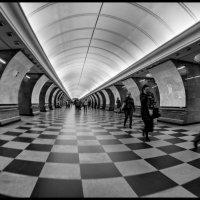 Станция метро Парк Победы :: Игорь Волков