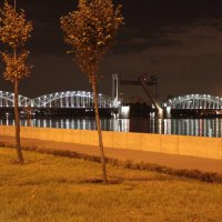 Жд мост :: Andrey Krushinin