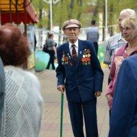 Не забывайте наших Ветеранов... :: Наталья Шелыганова