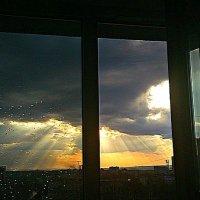Дождь прошёл :: Григорий Кучушев
