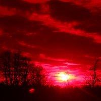 Первомайский закат :: Mariya laimite