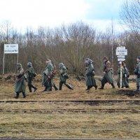 Вторая Ударная Армия.Забытый подвиг. :: Яр Славянин