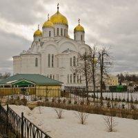Преображенский собор(вид со святой Канавки). :: Виктор Евстратов