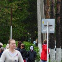 Крик на параде на 1 мая. :: Гетта G