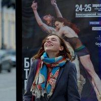 О, балет! :: Leonid Volodko