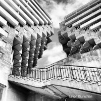 Жилое здание в Ереване :: Levon Kiurkchian