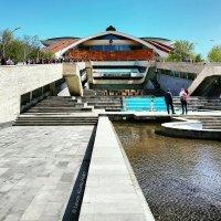 Спортивно-концертный комплекс им. Карена Демирчяна, Ереван :: Levon Kiurkchian
