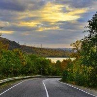 Заполярная красавица осень. :: kolin marsh