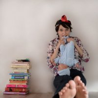 crazy mama :: Sacha Bouron