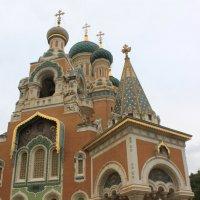Николаевский собор (Ницца) :: Таня Фиалка