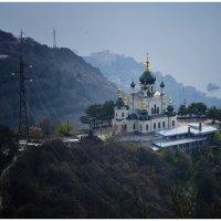 Храм в небесах :: Сергей Харченко