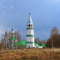 Ярославская область. Село Красное. :: Konstantine Kostyuchenko