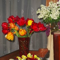 Время тюльпанов :: Наталья Джикидзе (Берёзина)